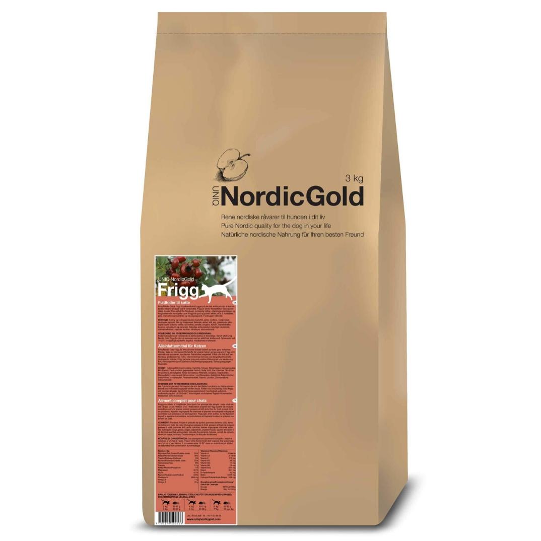 UniQ Nordic Gold FRIGG kattemad