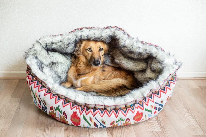 Billig hundesovepose