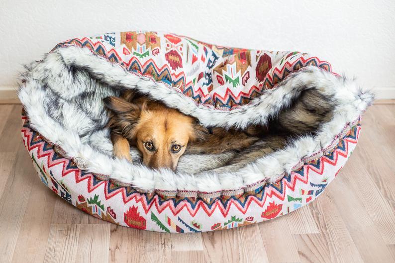 Sovepose til din hund som skaber tryghed